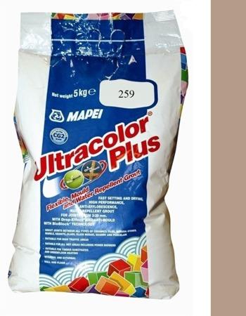 FUGA ELASTYCZNA MAPEI ULTRACOLOR PLUS 259 2KG ORZECH