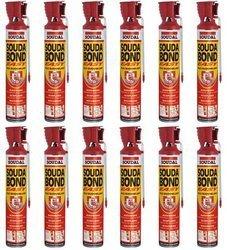 12x KLEJ BUDOWLANY SOUDAL SOUDABOND EASY WĘŻYK 750 ml