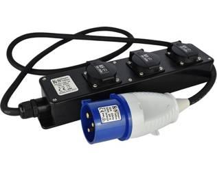 Adapter-przedłużacz KONNER & SOHNEN  KSEX1.5M-3S