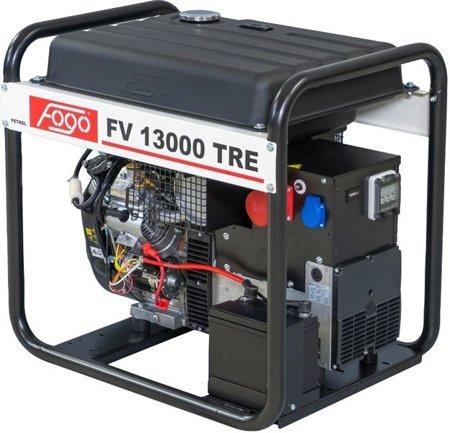 Agregat prądotwórczy FOGO FV 13000 TRE + Olej + Darmowa DOSTAWA