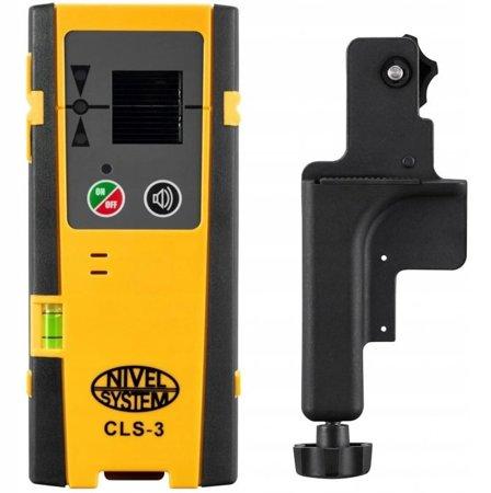 Czujnik do laserów krzyżowych NIVEL SYSTEM CLS-3 + Darmowa DOSTAWA